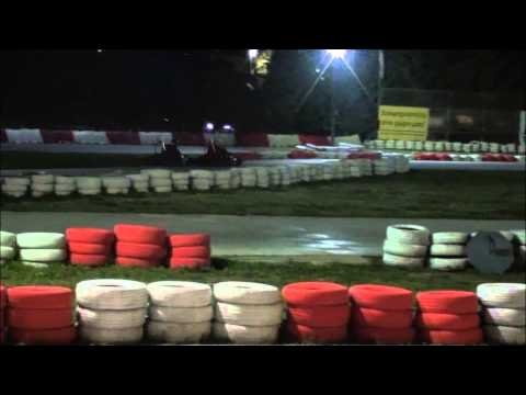 F1 Fans Kart Challenge Athens 2015 -Night - Race 3
