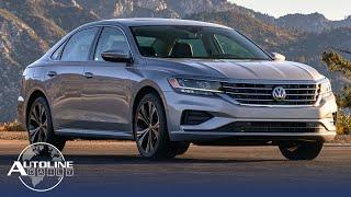 2020 Volkswagen Passat Review; China Car Sales Evaporate - Autoline Daily 2778