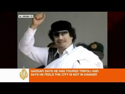 Gaddafi: Tripoli residents must 'cleanse' Libyan capital