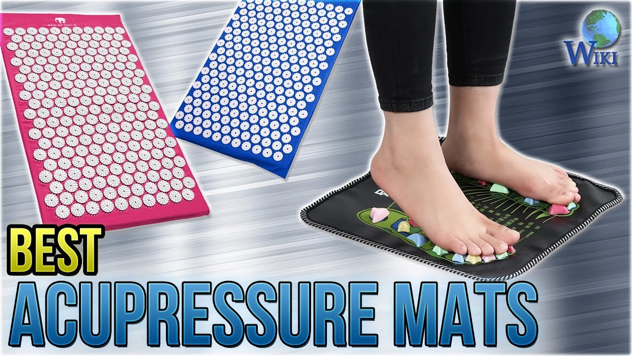 Best acupressure mat options