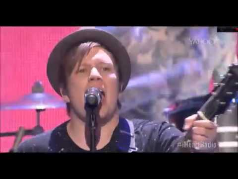 Fall Out Boy - Irresistible Live Iheartradio 2015