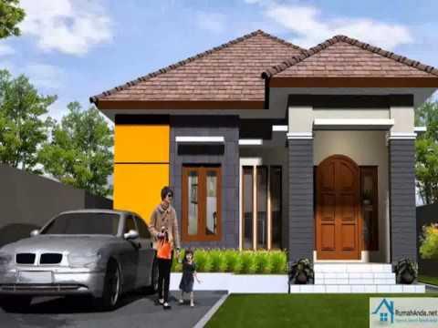 trend model rumah ukuran 7x10
