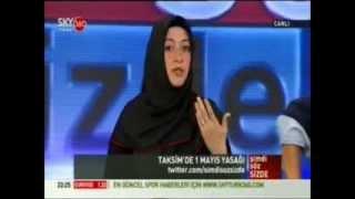 Anti-Kapitalist Müslümanlar 1 Mayıs (SKY TURK)