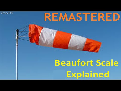 Beaufort Scale Explained: Remastered