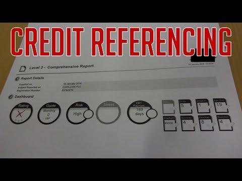 Credit Referencing