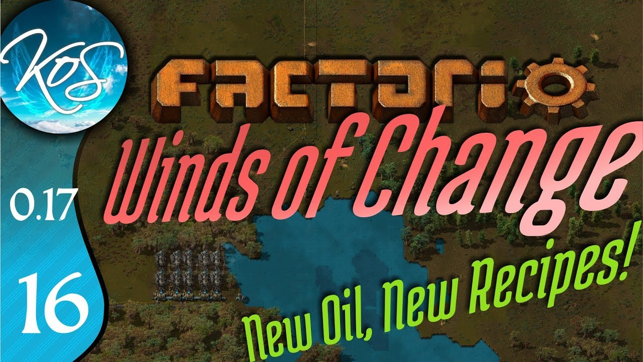 Factorio 0 17 Ep 16: PURPLE PRODUCTION SCIENCE - Winds of