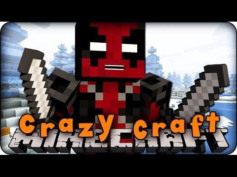 Full download minecraft mods crazy craft 2 0 ep 65 best for Crazy craft free download