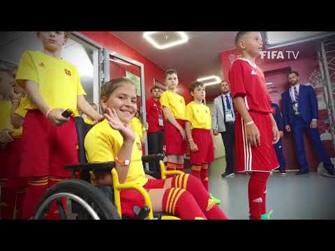 FIFA Confederations Cup 2017 - Youth Programme