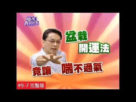 【完整版】風水有關係-于婕 盆栽開運大法 靠這招徹底翻轉運勢!(詹惟中 )9-7 /20131026