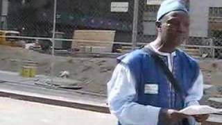 Sidique Wai: United States of Africa is going to happen [2007]