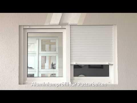 vorbaurollladen rolll den produktvideos der inter v doovi. Black Bedroom Furniture Sets. Home Design Ideas