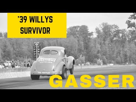 Remembering the Willys 77 Wild Ride, from Obscure Production