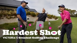 "Andy Lee's ""Hardest Shot"" Golf Challenge"