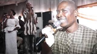 OLATUNDE OLOMOLA A K A BABA ARA 2 PERFORMING LIVE@OLADAPO FAGBEMI 50TH BIRTHDAY