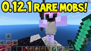 Minecraft Pocket Edition - 0.12.1 Update! - RAREST Mobs!