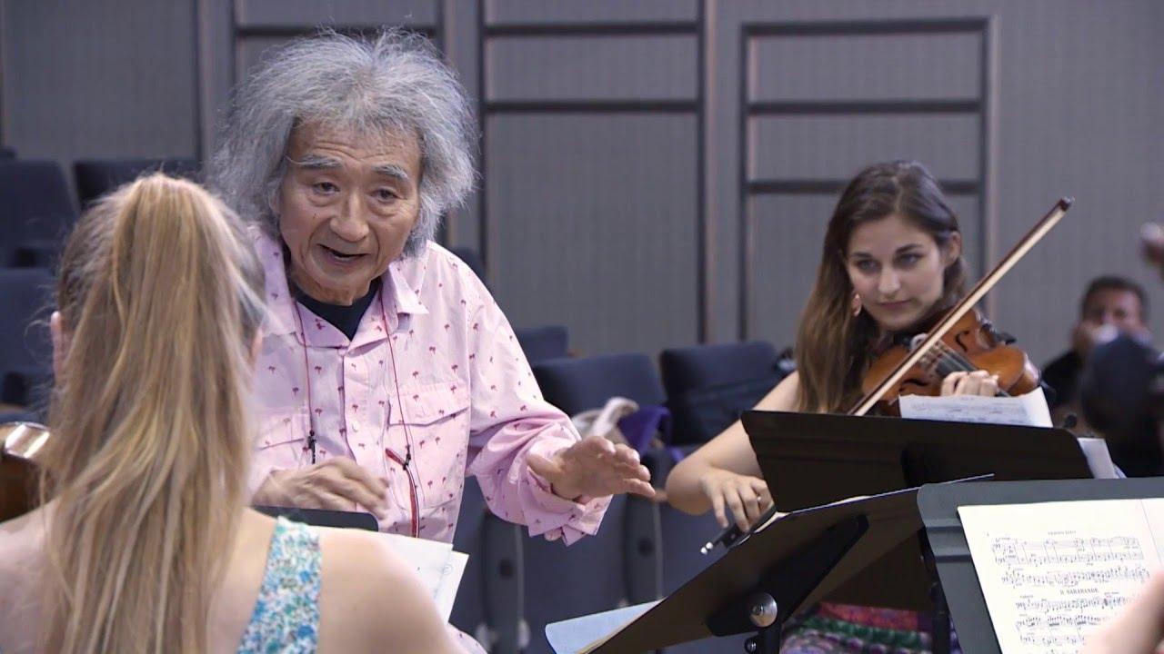 Seiji Ozawa, le meilleur Maestro!