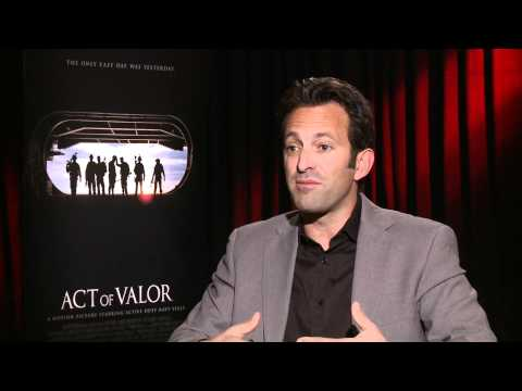 Act of Valor Exclusive: Scott Waugh