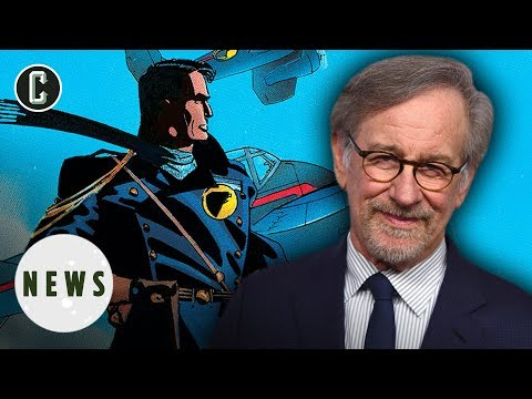 Steven Spielberg May Direct DC Movie Blackhawk