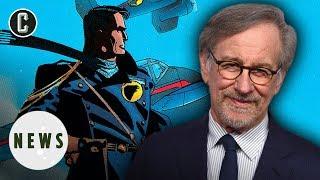Steven Spielberg May Direct DC Movie Blackhawk