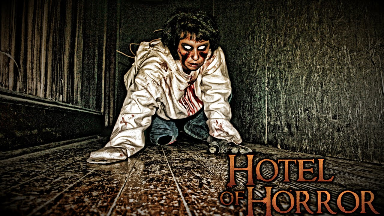 The Hotel of Horror - YouTube