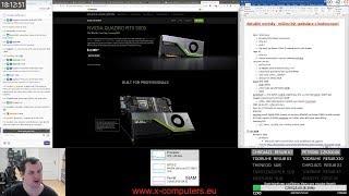 Stream o počítačích 45 - 64jádrové procesory AMD Epyc