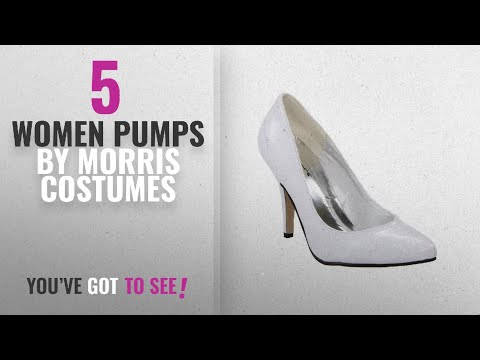 Top 5 Morris Costumes Women Pumps [2018]: Ellie Shoes Women's Shoes 4 Inch Heel B Width Pump