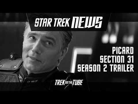 "STAR TREK NEWS - Discovery Season 2 ""Official Trailer"" breakdown"