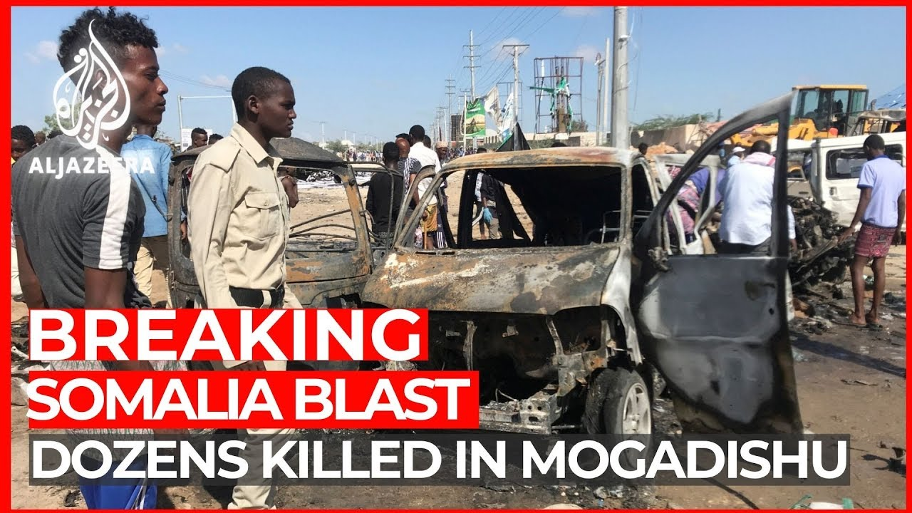 Dozens killed in Mogadishu car bomb attack: Police