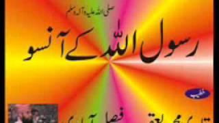 Rasool Allah Ke Aansoo  by Qari Yaqoob.wmv