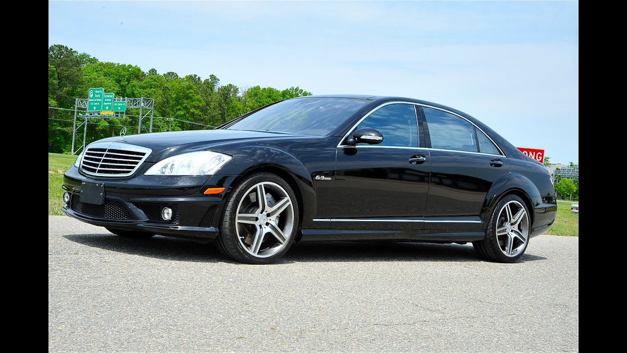 davis autosports 2009 mercedes s63 amg for sale youtube. Black Bedroom Furniture Sets. Home Design Ideas