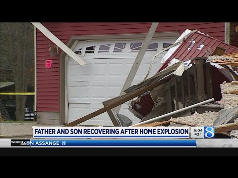 None - Fire chief: House explosion 'typical of gas'