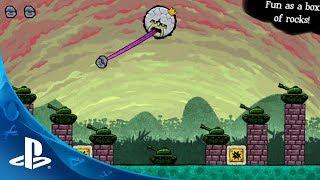 King Oddball -- PS4 Launch Trailer