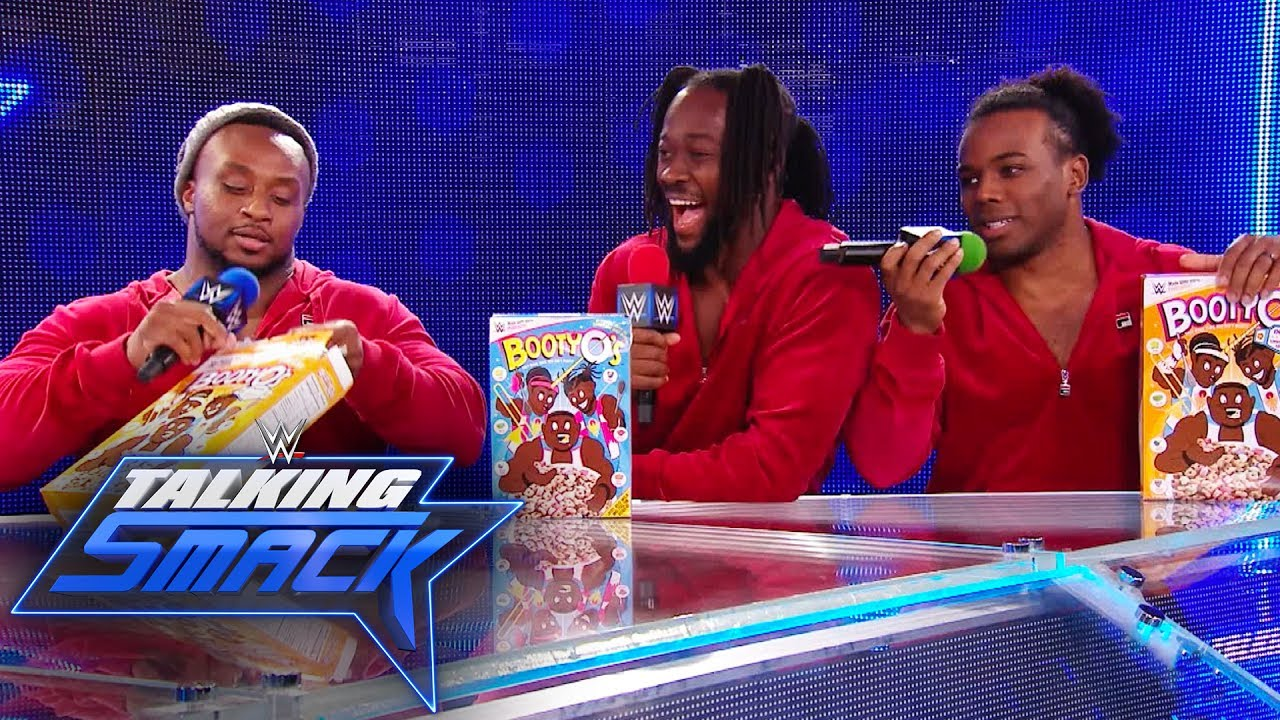 the-new-day-arrives-to-team-blue-wwe-talking-smack-may-23-2017-wwe-network-exclusive
