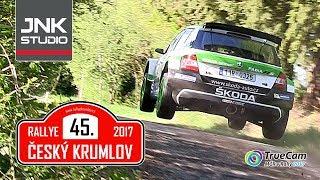 Rally Český Krumlov 2017 (4WD)
