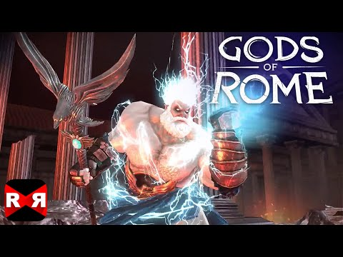Gods Of Rome (By Gameloft) - iOS / Android - Gameplay Video