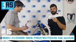 Choisir un protège mains pour le cross ou l'enduro - Tuto Moto #16