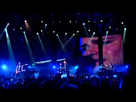 The Script - Talk You Down (Live) iTunes Festival 2011