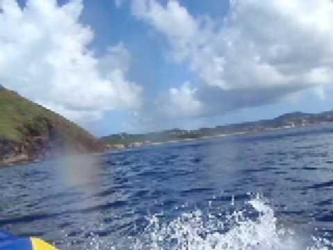 Jet Ski in St. Lucia