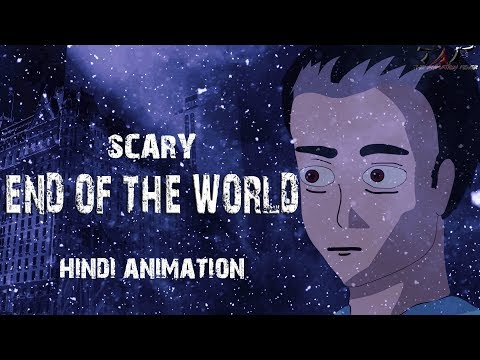 Scary End of The World Story (Animated in Hindi) |TAF|