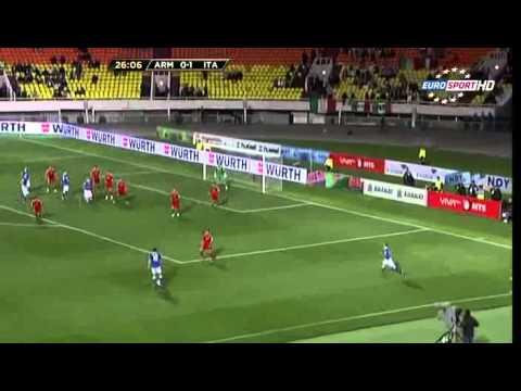 Armenia VS Italy 1-3 (Highlights)