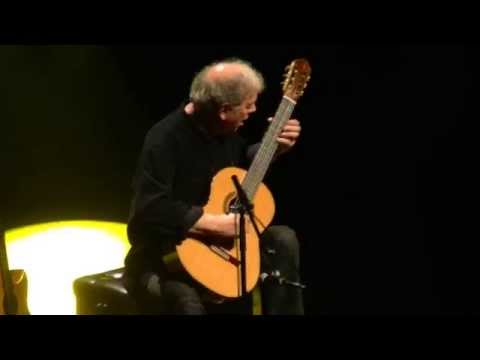 Ralph Towner plays the jazz standard