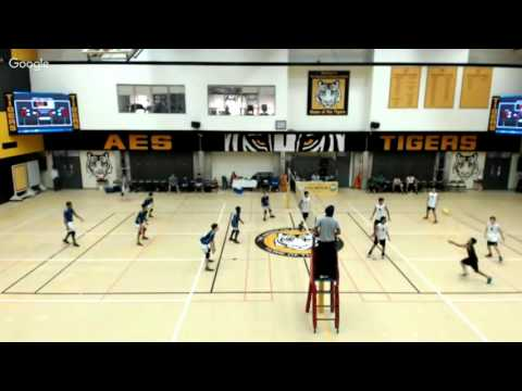 ASIAC Volleyball March 11,2016 (Main Gym)