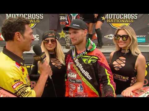 2016 Rockstar Energy Drink Motocross Nationals - R4 - Regina, SK