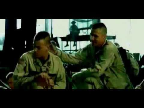 War video - Black Hawk Down - In Flames