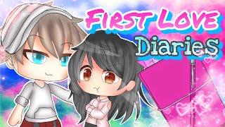 First Love Diaries   Romance Gacha Life Mini Movie   GLMM