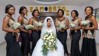 Herbert &  Fortunate's Wedding Highlights