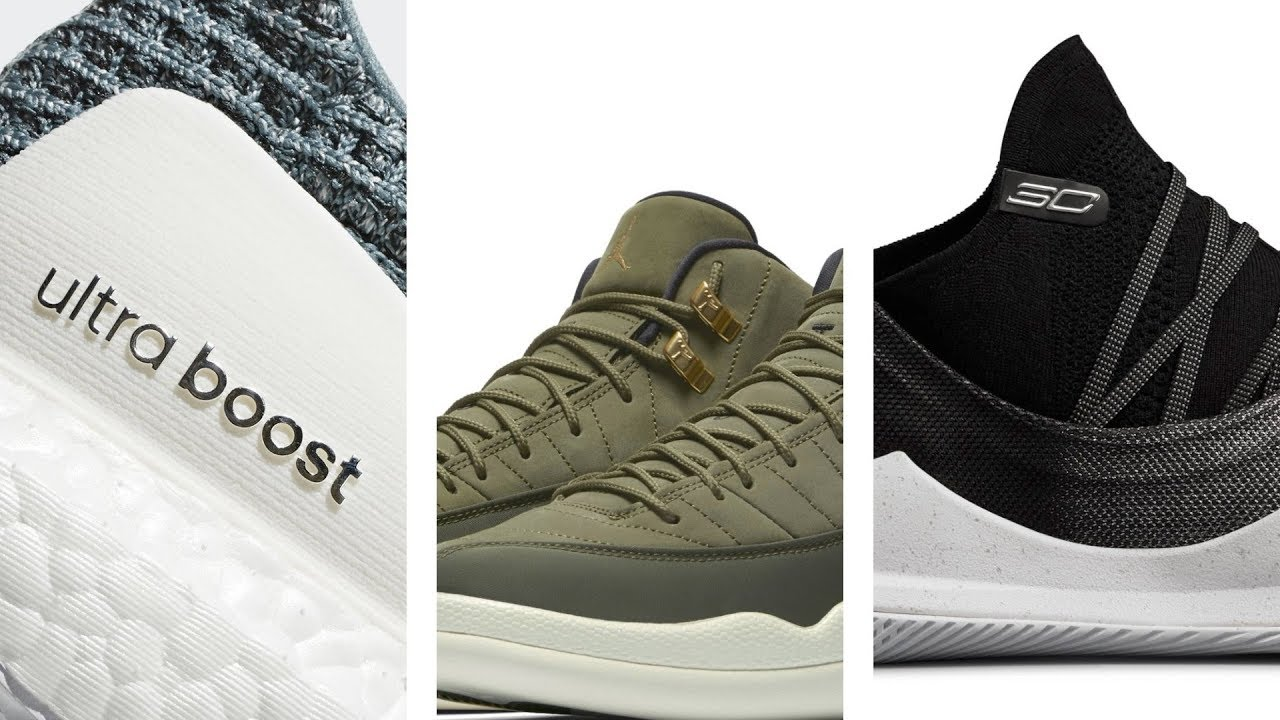 NEW UltraBoost, a CRAZY JORDAN 12, and a Dope Dad Shoe From PUMA plus more SNEAKERS on Heat Check