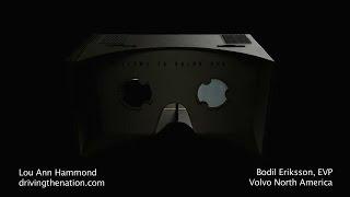 Volvo & Google erstellen Sie eine virtuelle Probefahrt im XC90