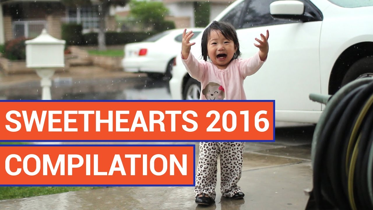Cute Sweethearts Video Compilation 2016