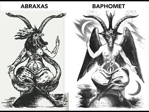 Is Baphomet the Devil & Is Satan, Lucifer? A Wizard Asks a Minister, Occult Analysis, Ra Castaldo